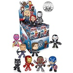 CAPTAIN AMERICA CIVIL WAR MYSTERY MINI - 1 FIGURA SURPRESA
