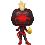 Dark Captain Marvel 657 SDCC Funko Pop