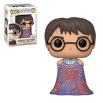 Harry Potter with Invisibility Cloak #112 Funko Pop