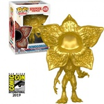 Stranger Things - Demogorgon Gold #428 Funko Pop - SDCC Exclusive
