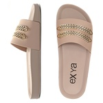 Chinelo Slide Chains - Nude
