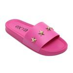 Chinelo Slide Star - Rosa Fúcsia