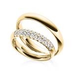 Alianças África ♥ Casamento e Noivado em Ouro 18K