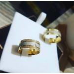 Alianças Osaka ♥ Casamento e Noivado em Ouro 18K