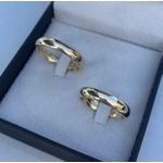Alianças Gramado ♥ Casamento e Noivado em Ouro 18K