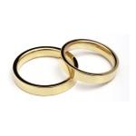 Alianças Pacífico 4mm ♥ Casamento E Noivado Tungstênio