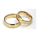 Alianças Pace Plus 6mm ♥ Casamento E Noivado Tungstênio