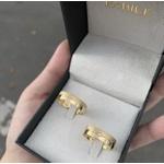 Alianças Chipre ♥ Casamento e Noivado em Ouro 18K