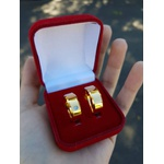 Alianças Pace 8mm ♥ Casamento E Noivado Tungstênio