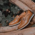 Sapato Casual Masculino GUNTER Whisky