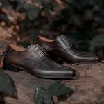 Sapato Social Masculino ISAIAS T Moro