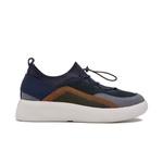 Sneakers Masculino FLOKI Marinho/Jeans