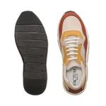 Sneakers Masculino VALENTIN Silver/Ouro