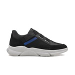Sneakers Masculino ETHAN Preto/Soft Royal