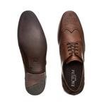 Sapato Social Masculino RUSSELL Conhaque
