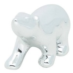 DECOR CERAMICA POLAR BEAR PRATA 9X4,5X6CM