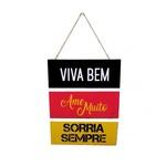JOGO PLACAS CORDA C/3 VIVA