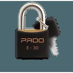 CADEADO 30MM PD SM PRETO 51016396