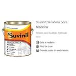 SELADOR PARA MADEIRA 3,6 LITROS SUVINIL