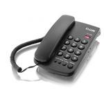 TELEFONE DE MESA PRETO ELGIN