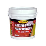 ADESIVO P/ PISOS VINILICOS 3,5 KG ALLCHEM