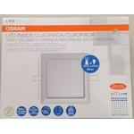 PAINEL LED INSIDE QUAD EMB 10W/840 17,5X17,5X1,5