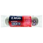 ROLO LA ATLAS 1000 PELE CARNEIRO 23 CM S/CABO