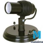 SPOT 1 LAMPADA EXTRALUX PRETO