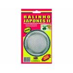 RALINHO JAPONES INOX GRANDE