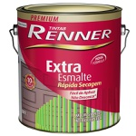EXTRA ESMALTE BRILHO BRANCO GELO 1182 GL RENNER