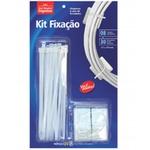 KIT FIXACAO BRANCO-ABRAC+FIXADOR -3,7X151 VOCE RESOLVE
