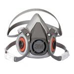 Mascara Respirador Reutilizável 3m Série 6200