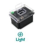 Caixa Para Disjuntor Geral Trifásico Cdj 3 Padrão Light