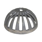 Ralo Grelha Abacaxi Ferro Fundido 200mm