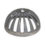 Ralo Grelha Abacaxi Ferro Fundido 150mm