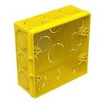 Caixa De Luz 4x4 Amarela Tigre