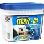 Manta Fria Impermeabilizante Tecryl D3 18kg