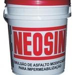Neosin Impermeabilizante 18 Litros Preto