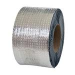 Manta Asfáltica Adesiva Com Alumínio 15cm Larg Com 10 Metros
