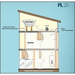 Pressurizador Lorenzetti Pl20 1/2cv 350w 20mca