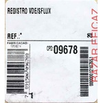 Reparo Registro Vde Sflux Ref 9678 Original Fabrimar