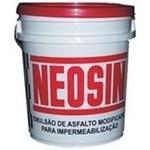 Neosin Impermeabilizante 10kg Preto