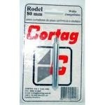 Rodel Para Cortador De Piso 80mm Cortag