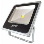 Refletor Holofote Led 50w Bivolt Super Branco Prova D'Água