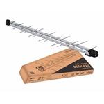 Antena Super Log Uhf e Digital 28 Elementos