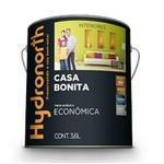 Tinta Hydronorth Acrílica Econômica 3,6L Branca Super