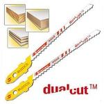 Lamina de Serra Tico Tico Dual Cut Bi-Metal (Cartela com 2 Unidades) Starrett BU2DCS-2