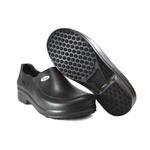 Sapato SoftWorks Fechado Preto 46 BB65 CA31898 76319-46