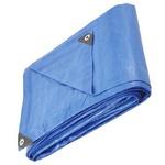 Lona de polietileno Azul 4 x 3 m Noll