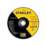 """Disco de Corte para Metal 4 1/2 X 3mm Com Furo de 7/8"""" STA0410F - Stanley"""
